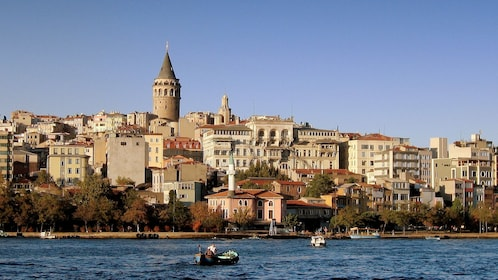 Day view of Galata