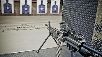 Lock & Load Miami Machine Gun Experience