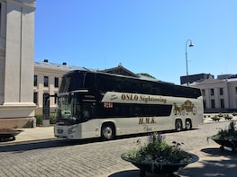 Oslo Discovery Tour with certified guides and modern coaches
