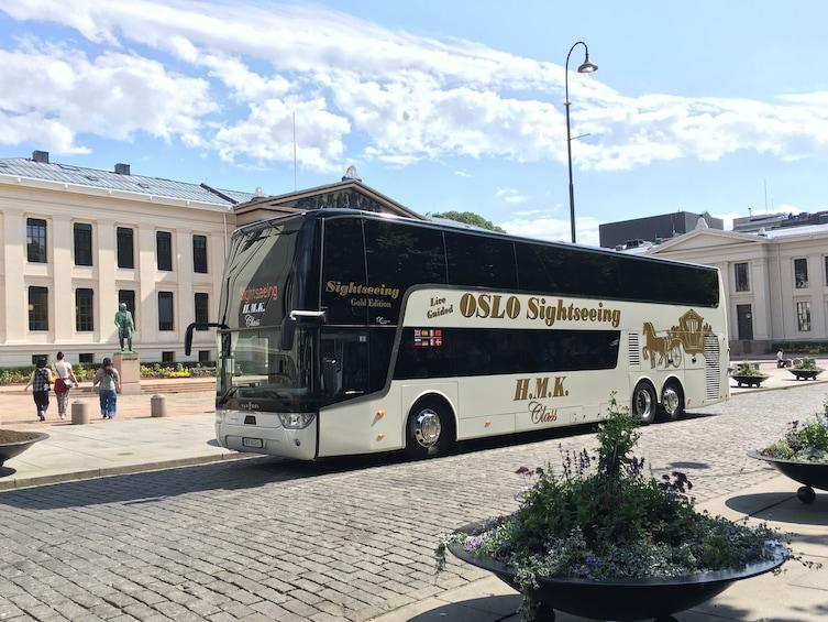 Åpne bilde 8 av 8. Oslo Panorama Tour - Holmenkollen & Vigeland Sculpture Park