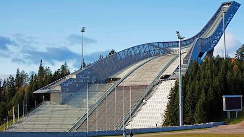 The Holmenkollen National Arena in Oslo