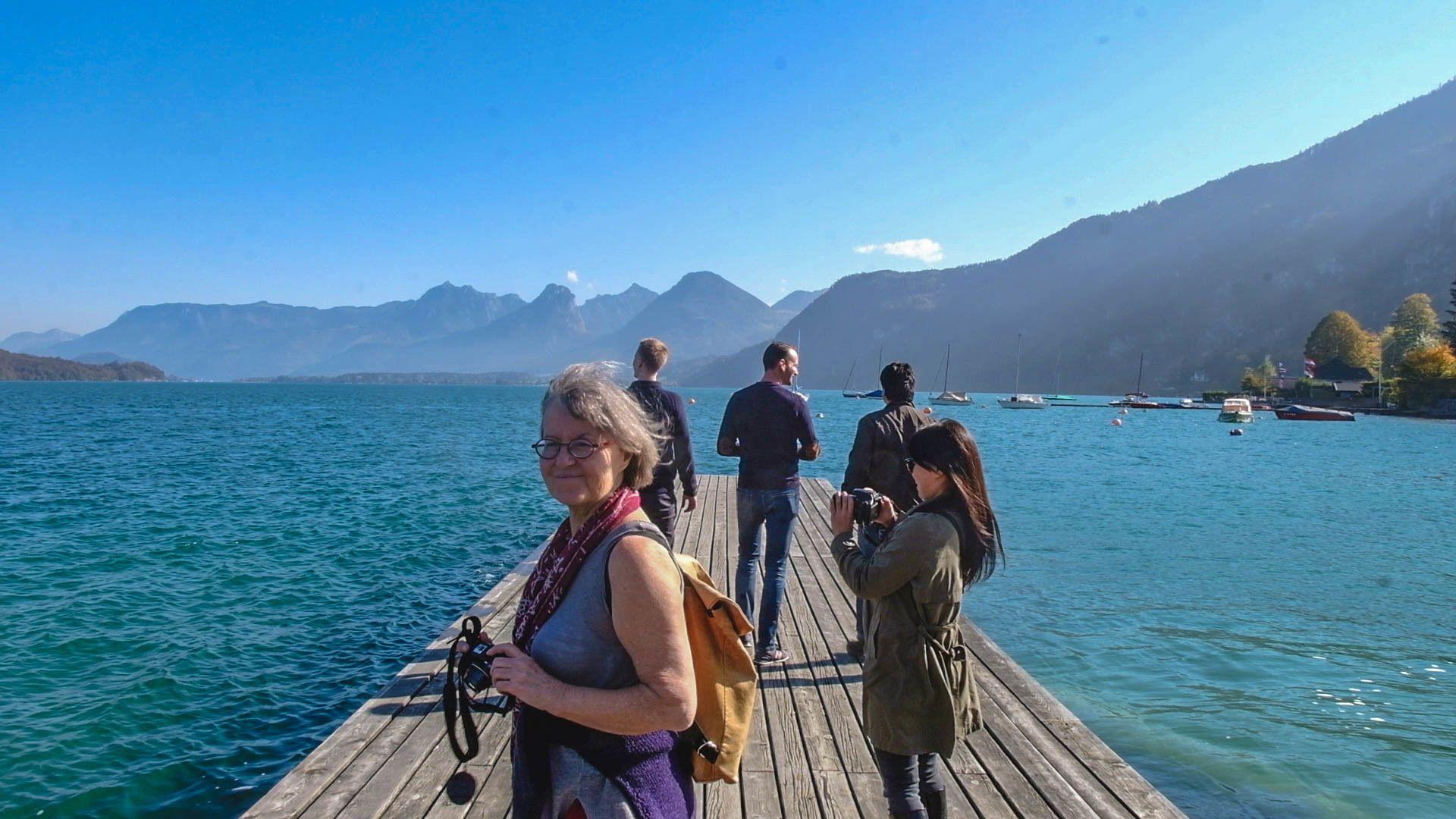 Escursione nella regione dei laghi e Salisburgo per piccoli gruppi