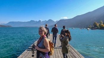 Ausflug in kleiner Gruppe nach Salzburg und in das Seegebiet