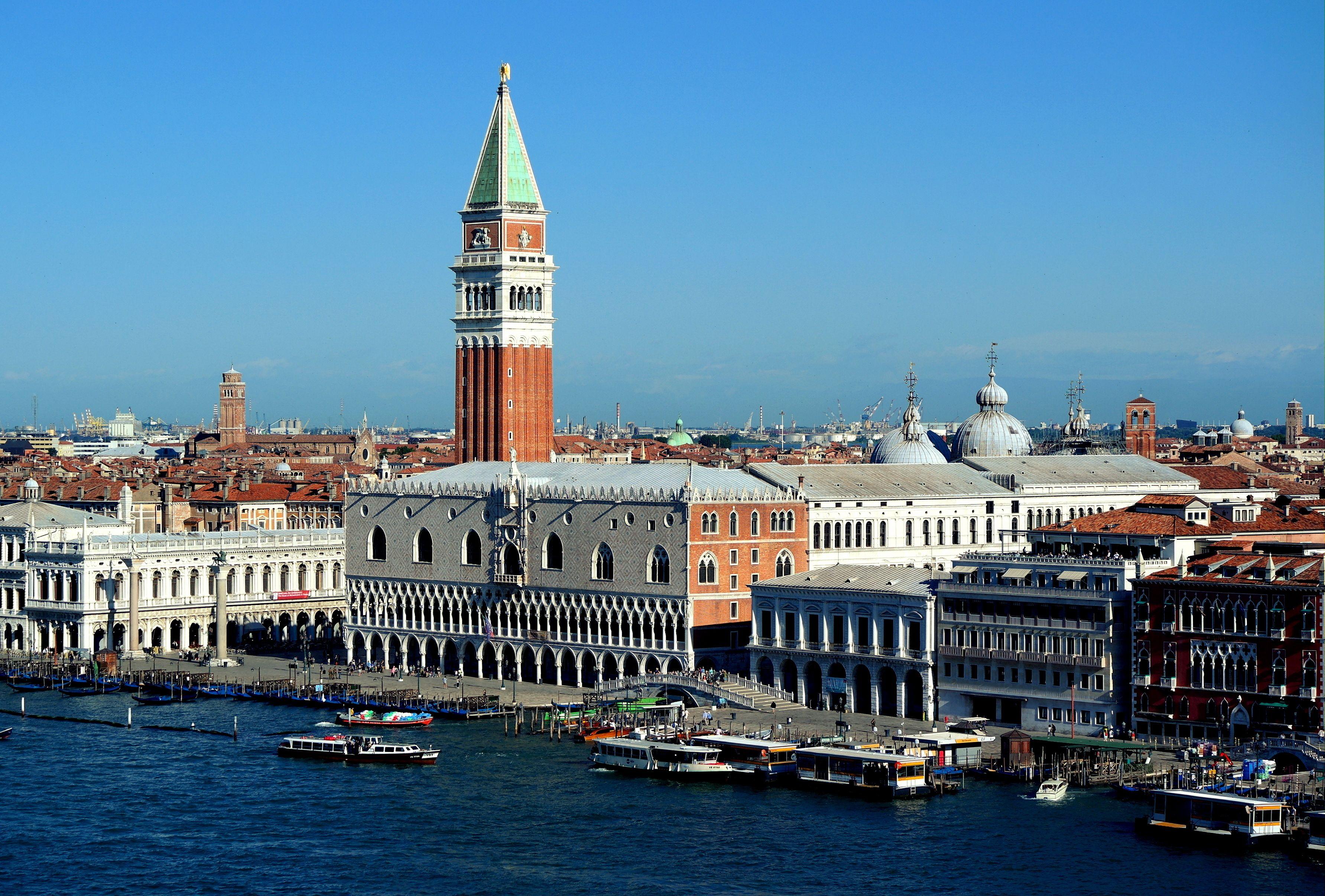 Tagesausflug nach Venedig mit dem Hochgeschwindigkeitszug ab Rom