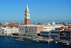 Day Trip to Venice via High-Speed Train from Rome