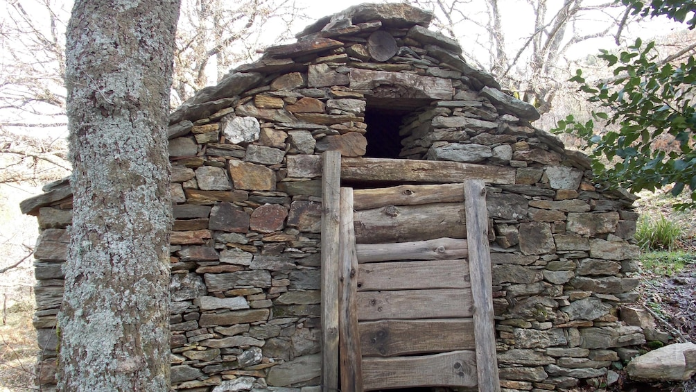 Stone house in Barbagia