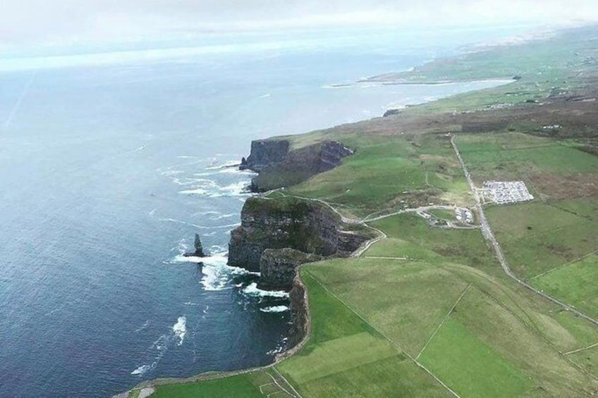 Show item 1 of 5. Cliffs Of Moher and Craggy Island Tour