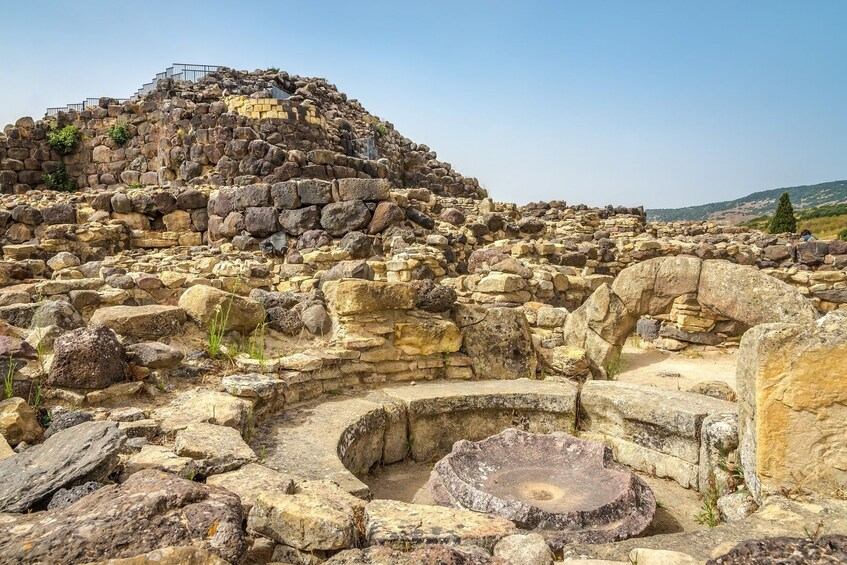 Show item 1 of 9. Half-Day Tour to Barumini & Marmilla Archaeological Sites
