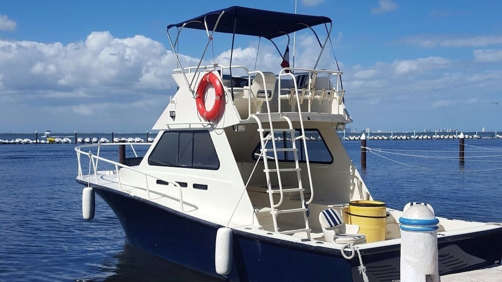 Show item 3 of 11. Private Fishing Charter from Cancun