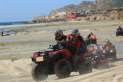 Off-Road Runners & Water-slides