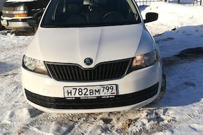 Taxi (transfer) from Irkutsk to Baikal lake and return - price per car