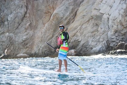 Paddle boarding & Snorkeling at the Arch