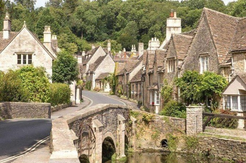 Show item 3 of 3. The Cotswolds England Bus Tour