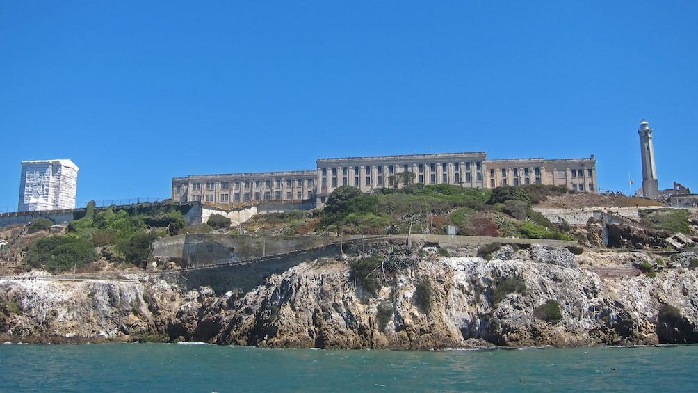 Show item 3 of 11. Alcatraz Island near San Francisco