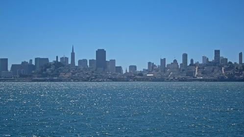 View of San Francisco from Alcatraz Island