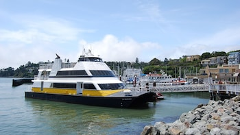 Shared Ferry: San Francisco to Tiburon
