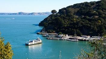 Shared Ferry: San Francisco to Angel Island