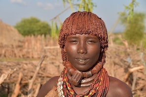 21 Days tour to Danakil, North historic route and Omo Valley.