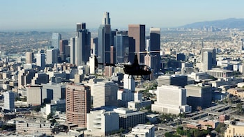 Deluxe Helicopter Flight