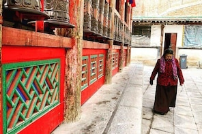 Kumbum Monastery Day Tour