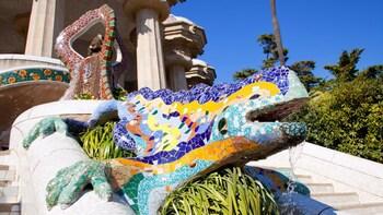 Guided Park Güell & Sagrada Família Tour - Fast Track Access