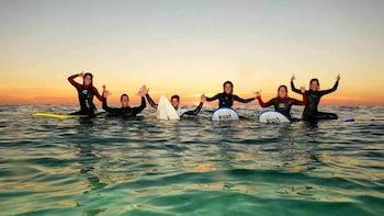Introducción a la clase de surf