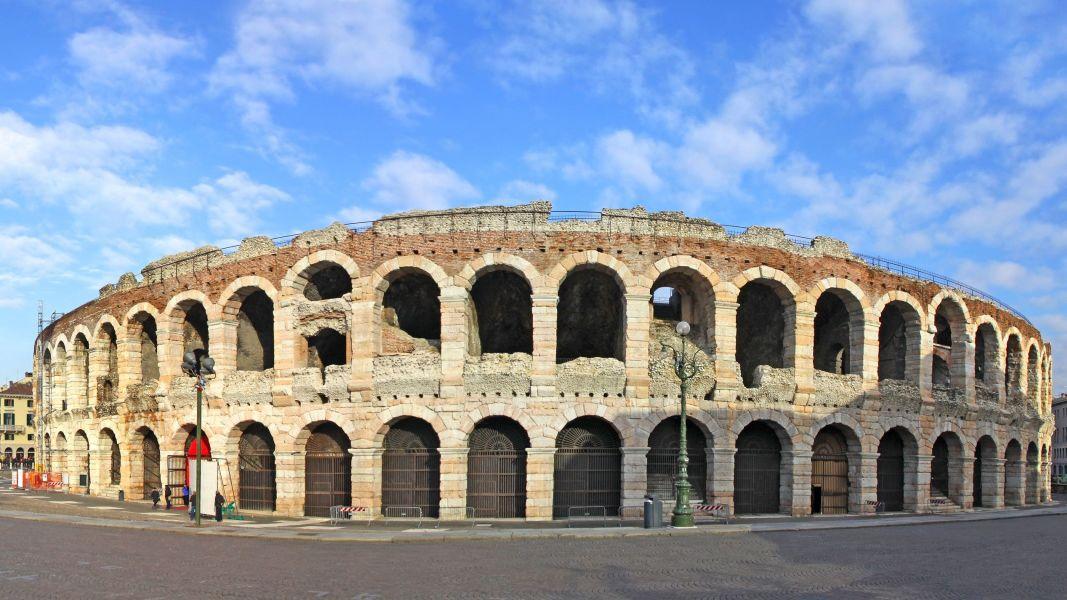Tagesausflug nach Verona