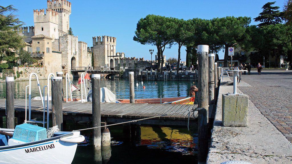 Gardasee-Tour mit Bootsfahrt