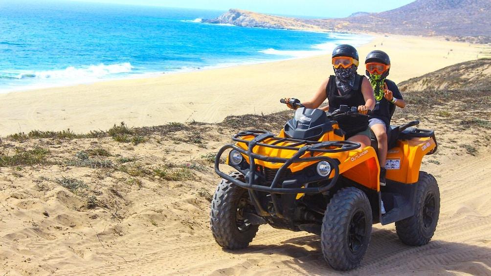 Margaritas Beach & Desert ATV Adventure