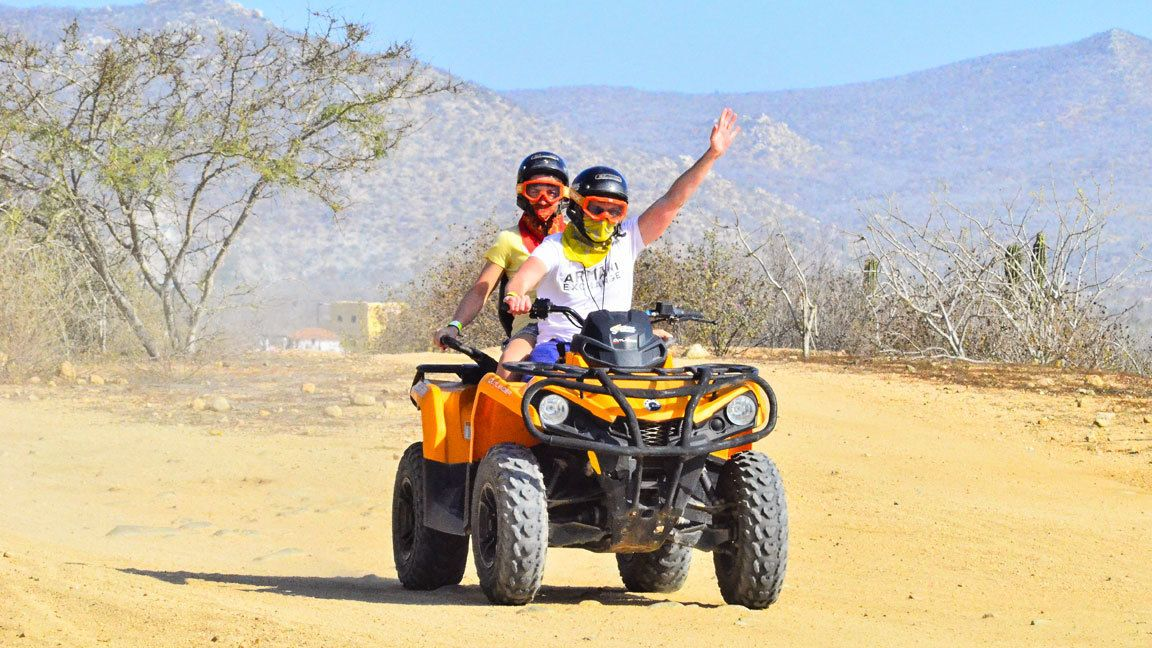 Candelaria Beach & Desert ATV Adventure