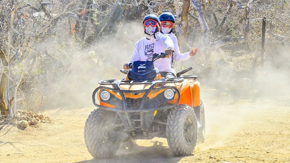 Show item 5 of 10. Cabo Baja Discovery ATV Adventure