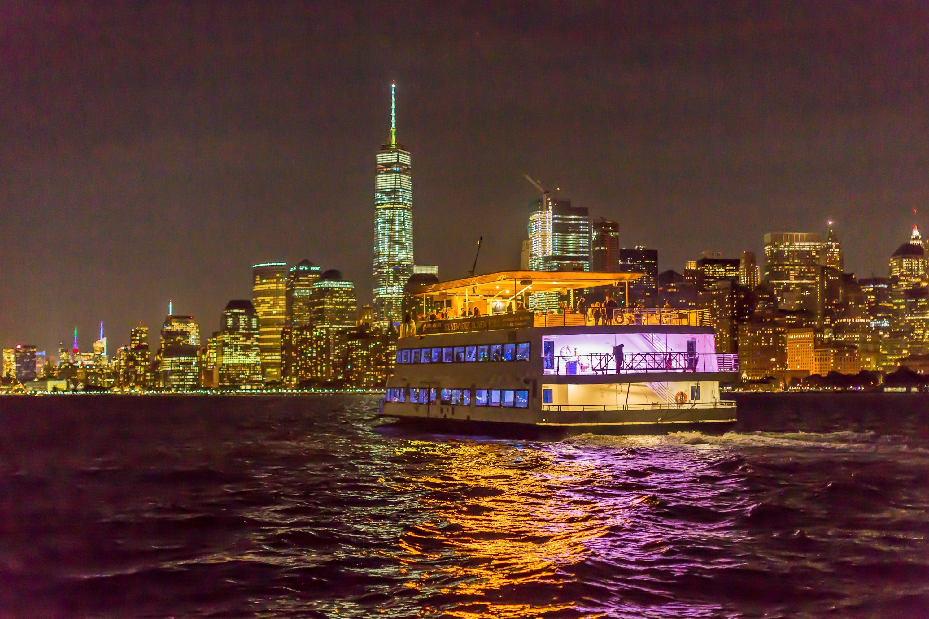 Rock the Yacht! Party Cruise in NYC