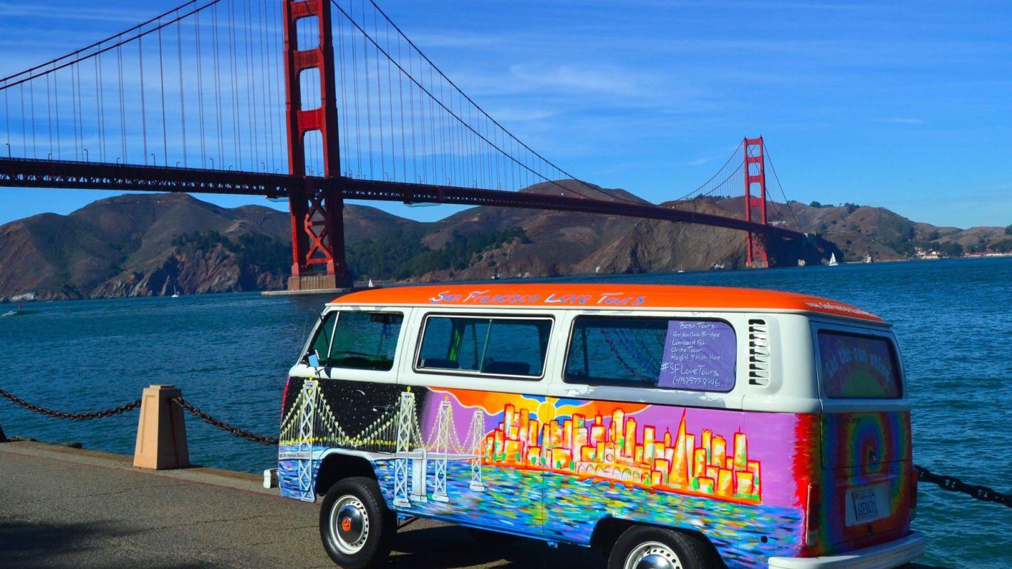 Private Volkswagen Bus City Tour