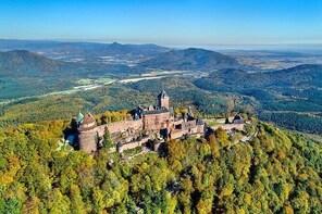 Strasbourg - Castle of Haut-Koenigsbourg