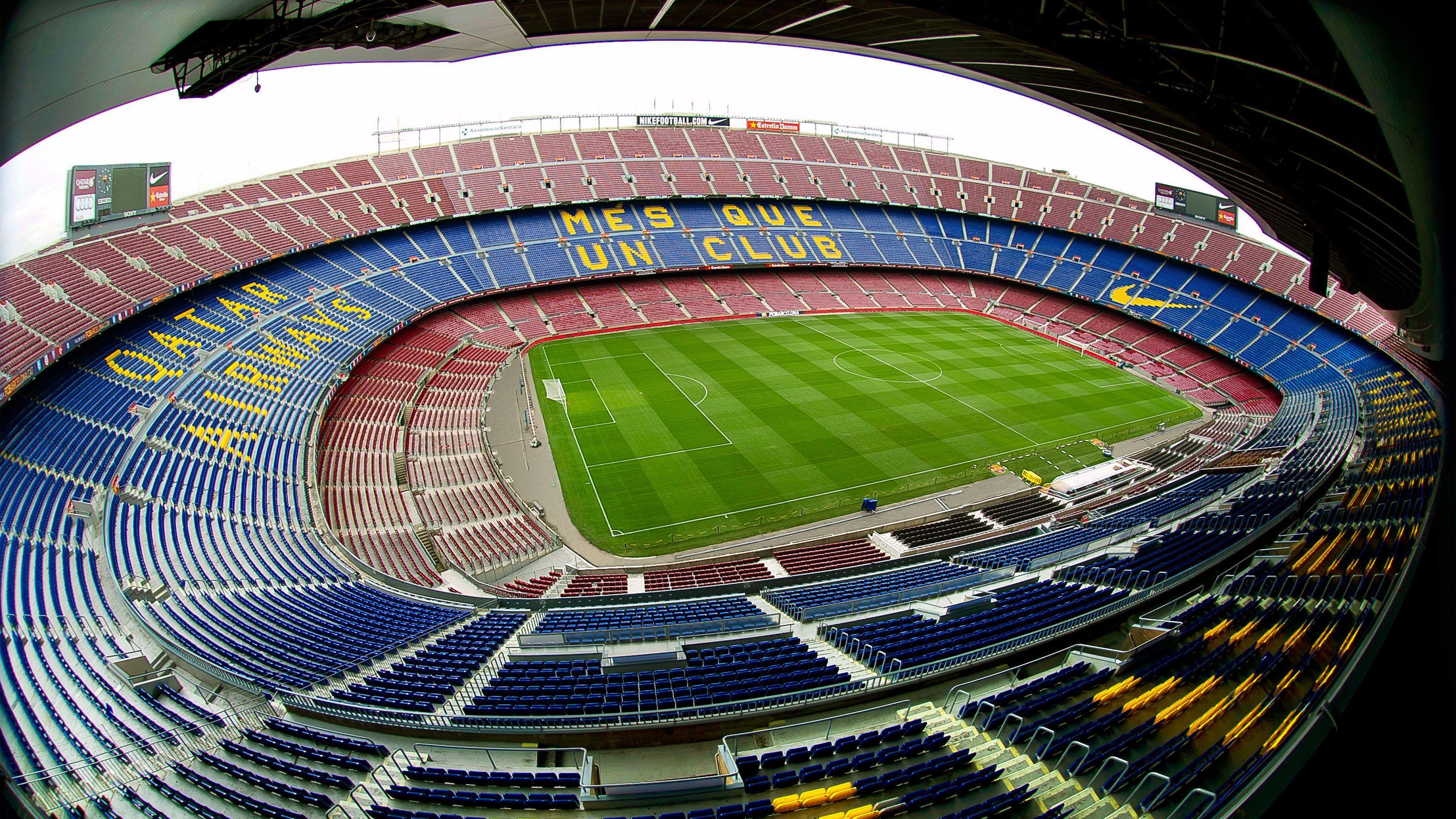 Camp Nou, Barcellona, Spagna