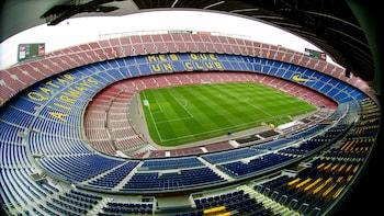 Excursion d'une journée complète à Camp Nou au départ de la Costa Brava
