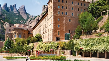 Montserrat Day Trip with Train Ride & Audiovisual Show