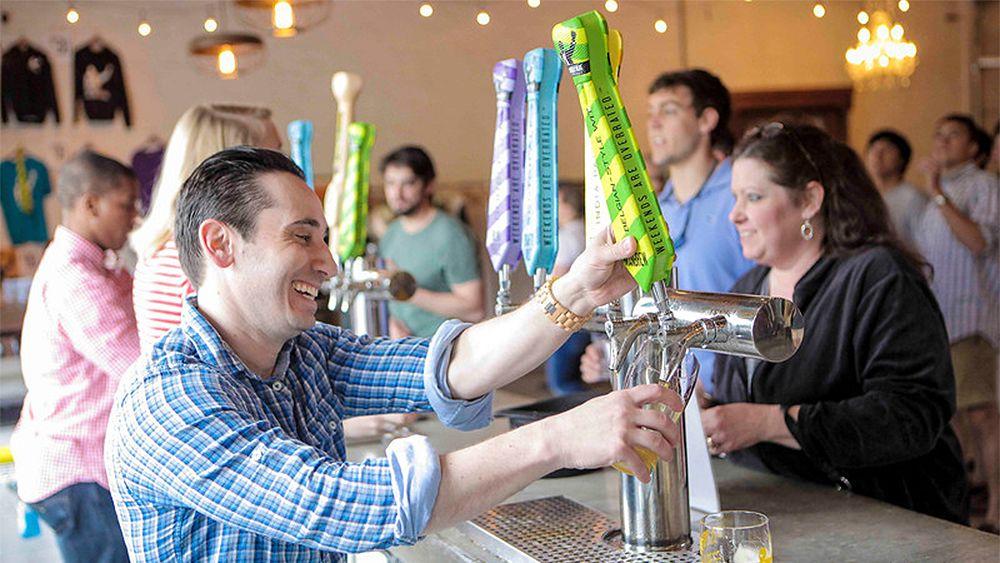 Breweries of Atlanta Tour