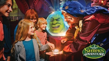 Shrek's Adventure Tickets