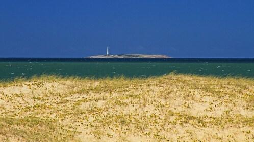 Relaxing view of Fuerteventura