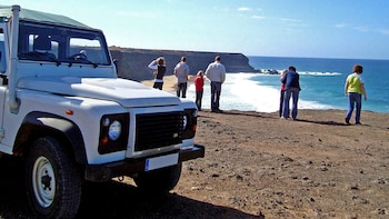 Jeep Tour & Beach El Cotillo, northern Fuerteventura