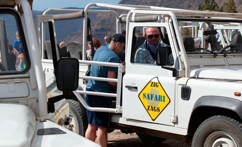 Foto 5 von 8 laden Jeep Tour & Beach El Cotillo, northern Fuerteventura