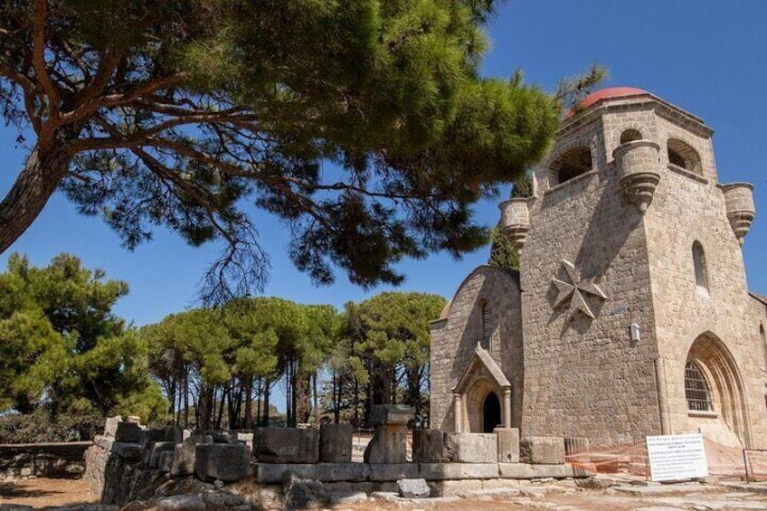 Ancient Ialyssos Filerimos