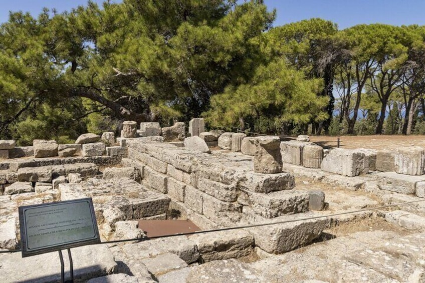 Top 3 Rhodes Highlights Guided Tour: Kallithea, 7 Springs Valley, and Filerimos