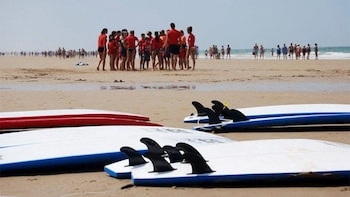 Clases privadas de surf a medida