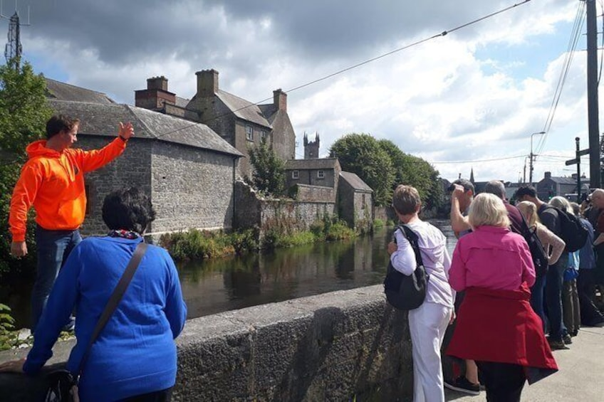 Show item 1 of 2. Best of Ennis Walking Tour - Small Group Tour