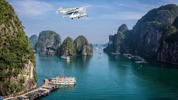 Seaplane Tour & Halong Bay Cruise