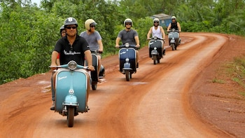Mekong Excursion on a Vespa & Cooking Class