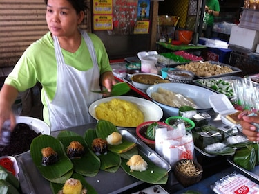 Small-Group Street Food Tour