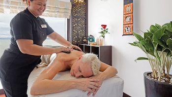 Private Spa Treatment with Roundtrip Transfer